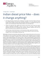Indian diesel price hike - does it change anything? cover image