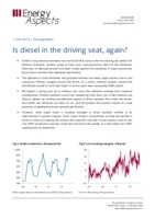 Is diesel in the driving seat, again? cover image