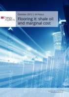 Flooring it: shale oil and marginal cost cover