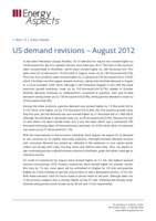 US demand revisions – August 2012 cover image