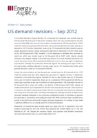 US demand revisions – September 2012 cover image