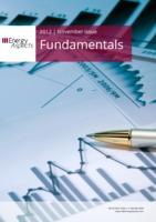 Fundamentals November 2012 cover image