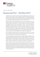 Russia and FSU – Oct/Nov 2012 cover image