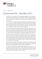 Russia and FSU – Nov/Dec 2012 cover image