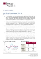 Jet fuel outlook 2013 cover