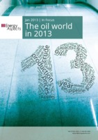 The oil world in 2013 cover image