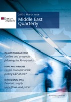 Middle East Quarterly cover image