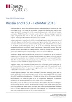 Russia and FSU - Feb/Mar 2013 cover image