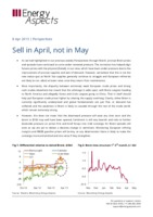Sell in April, not in May cover image