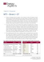 WTI-Brent > 0? cover image