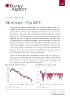 UK oil data - May 2013 cover image