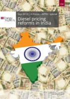 Diesel pricing reforms in India cover image