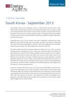 South Korea - September 2013 cover image