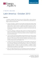 Latin America - October 2013 cover image