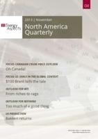 North America Quarterly cover image