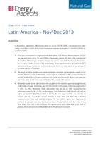 Latin America – Nov/Dec 2013 cover image