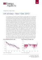 UK oil data – Nov / Dec 2013 cover image