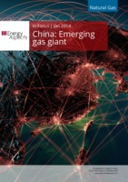China: Emerging gas giant cover image