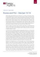Russia and FSU – Dec 13 / Jan 14 cover image