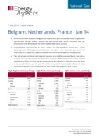 Belgium, Netherlands, France - Jan 14 cover image