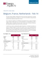 Netherlands, Belgium, France - Feb 14 cover image