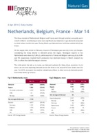 Netherlands, Belgium, France – Mar 14 cover image