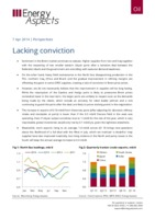 Lacking conviction cover image