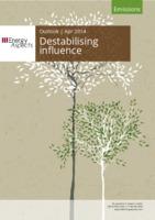 Destabilising influence cover image