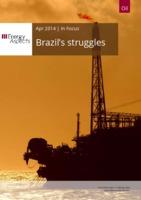 Brazil's struggles cover