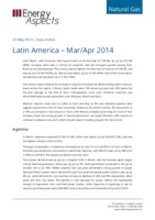 Latin America gas data – Mar/Apr 2014 cover image