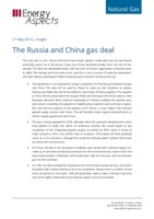 The Russia and China gas deal cover image