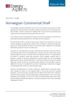 Norwegian Continental Shelf cover image