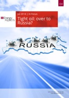 Tight oil: over to Russia? cover image