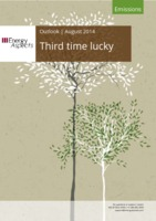Third time lucky cover image