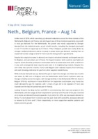Neth., Belgium, France - Aug 14 cover image
