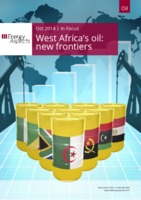 West Africa's oil: new frontiers cover image