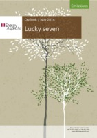 Lucky seven cover image