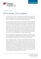 2014 review, 2015 outlook cover image
