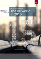 The oil world in 2015 cover image