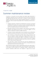Summer maintenance review cover image