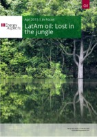 LatAm oil: Lost in the jungle cover image