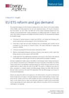 EU ETS reform and gas demand cover image