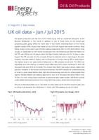 UK oil data – Jun / Jul 2015 cover image