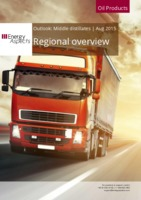 Regional overview – August 2015 cover image
