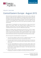 Central Eastern Europe - August 2015 cover image