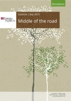 Middle of the road cover image