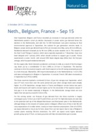 Neth., Belgium, France - Sep 2015 cover image