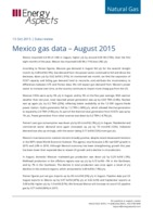Mexico gas data - August 2015 cover image