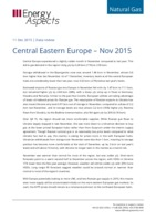 Central Eastern Europe - November 2015 cover image