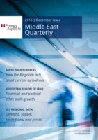 Middle East Quarterly cover